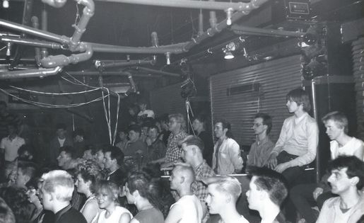 16 Years, Gigs In  Scotland 1974-1990