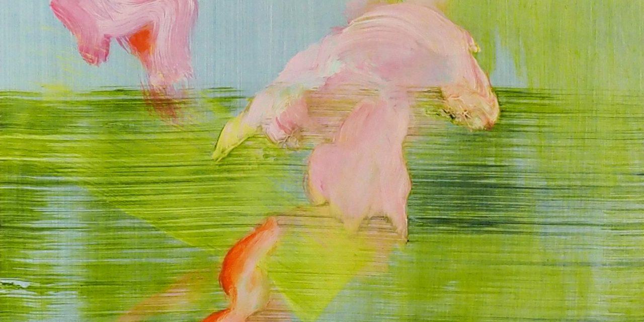 INTO Abstraction:  Melissa Wraxall / Kate Burbidge